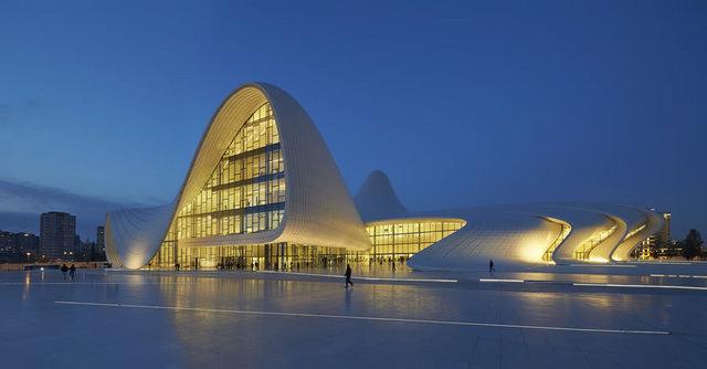 Архитектура Заха Хадид