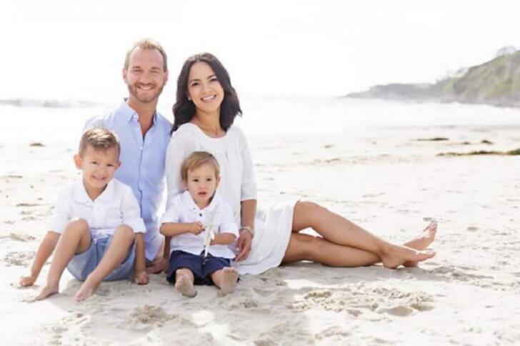Ник Вуйчич стал отцом двойняшек. Счастья и блага этой чудесной семье!