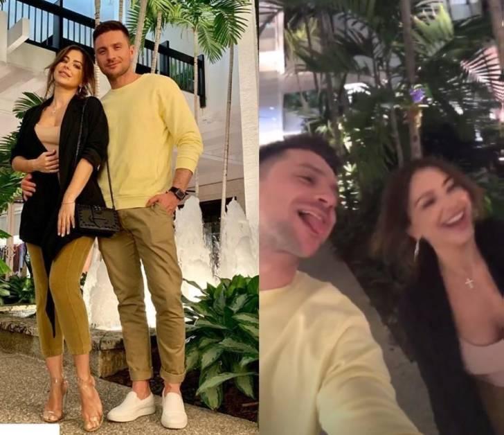 Ани Лорак и Сергей Лазарев провели Рождественскую ночь на отдыхе вдвоём, вернутся ли они на родину вместе