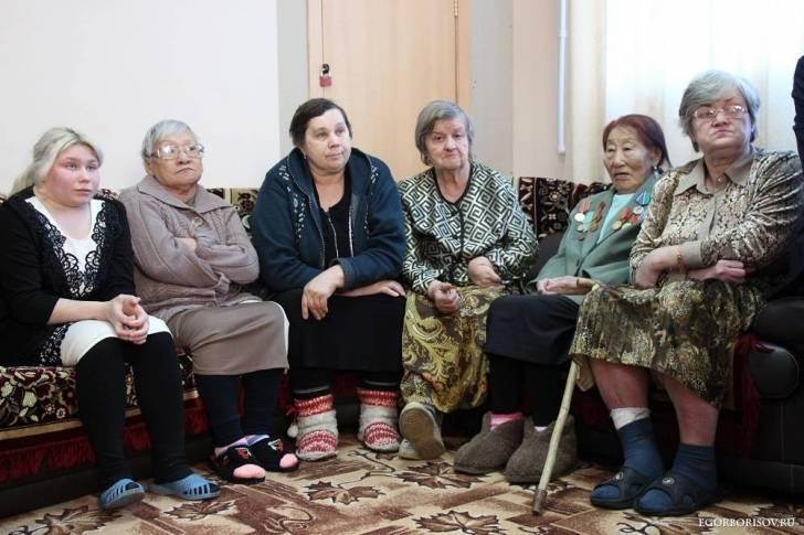 Я сдала мать в дом престарелых дом для престарелых в одинцовском районе